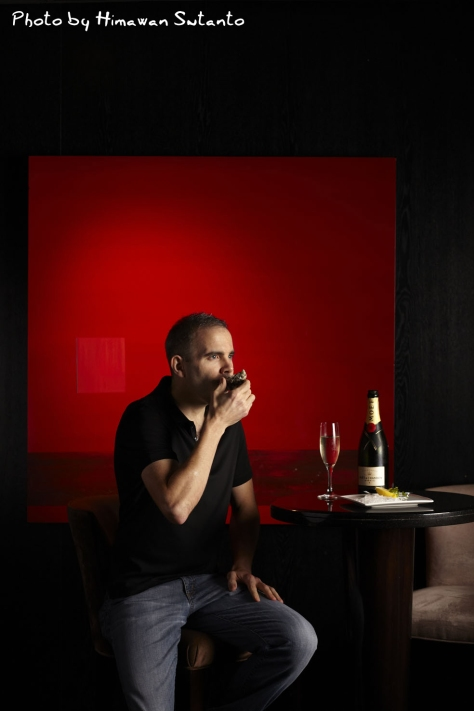 The Foodie Magazine - Chef Thierry Le Queau 2