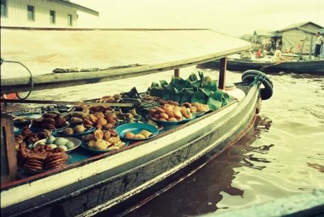 Pasar Apung Banjarmasin (1993)