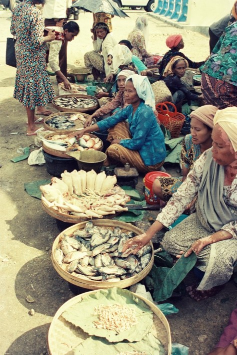 William Wongso - Pasar Sidoharjo, East Java (1993) 1