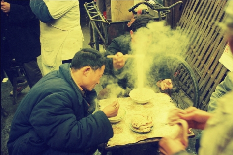 William Wongso - The Bund Market, Shanghai (1994) 3