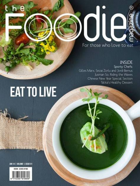 The Foodie Mag - Issue 01