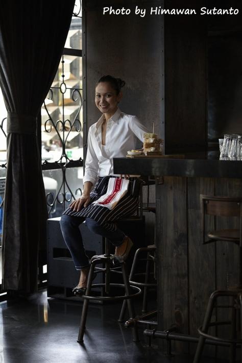 Chef Maya Aldy
