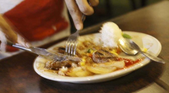 What Chef Eats: Aditya Nathanael (The Foodie Magazine, Jan 2014)