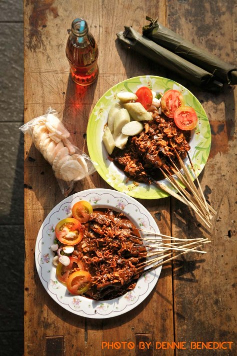 Sate Ayam Pak Muri - Sate Ayam
