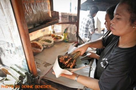 Sate Ayam Pak Muri - Take away please!
