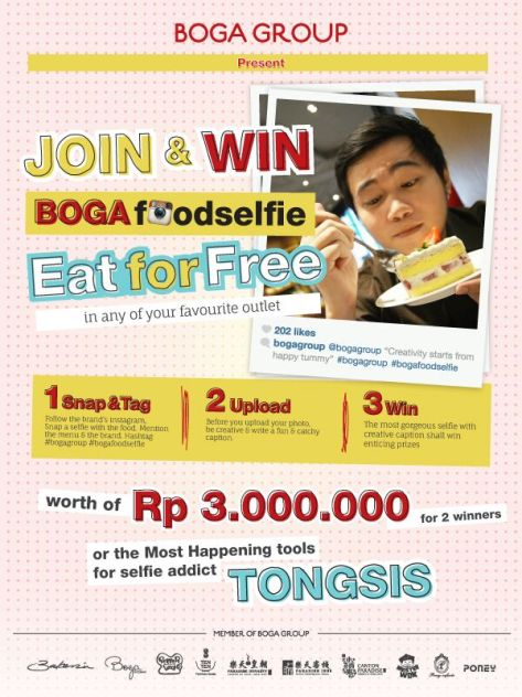 Boga Food - Eat For Free