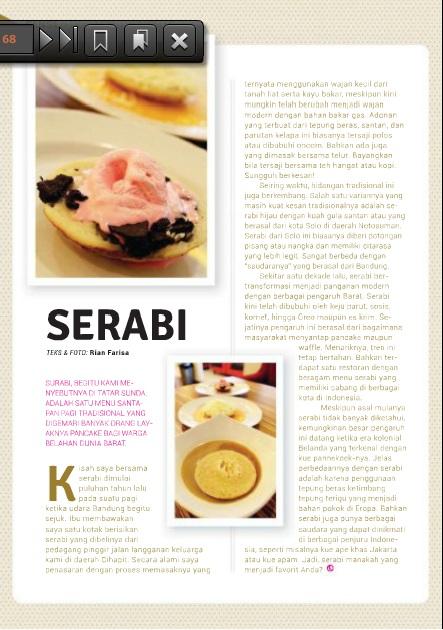 Linked - Serabi