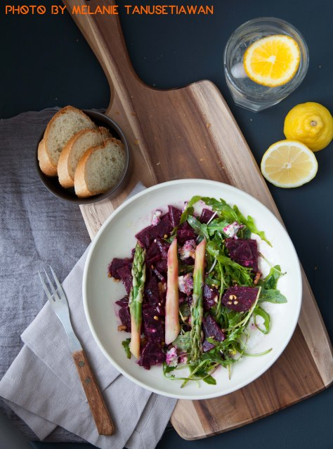 Beetroot and Rocket Salad