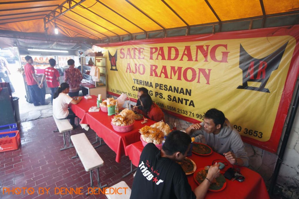 The Foodie Magazine - Sate Padang Ajo Ramon 1