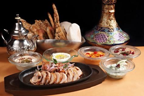 MOHJ - Arabic Mezzeh