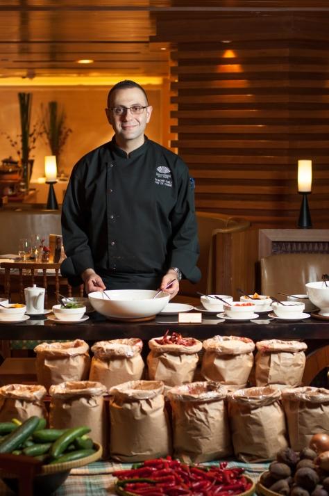 Chef Raymond Abou Rjeily