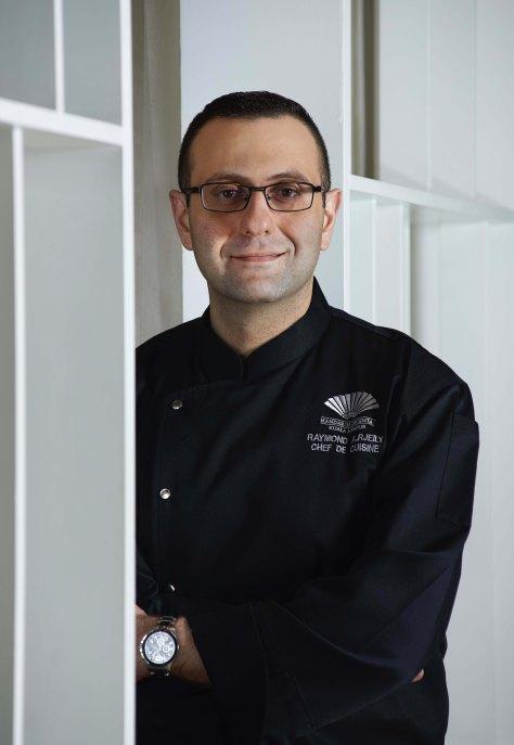 MOHJ - Chef Raymond