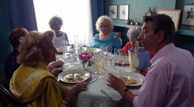 Foodie Flicks: Mid-August Lunch (Pranzo di Ferragosto) (2008)