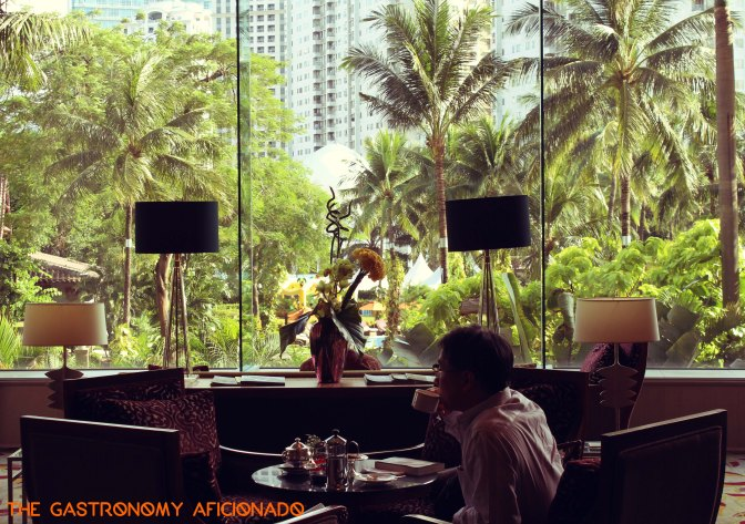 Classic High Tea Time at Shangri-La Jakarta