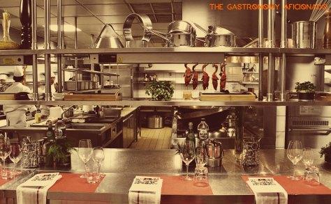 Hilton Bandung - Chef's Table 2