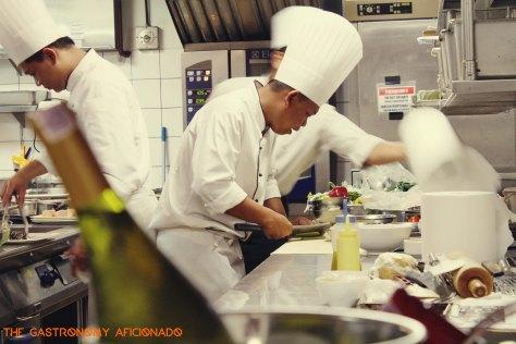 Hilton Bandung - Chef's Table 3