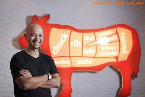 Chef Afit Purwanto