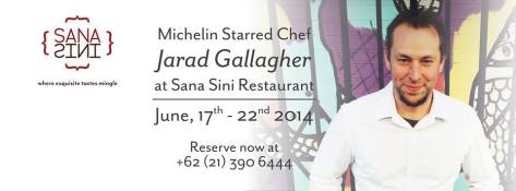 Chef Jarad Gallagher - Banner