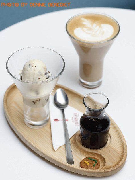 Le Cafe Gourmand 1