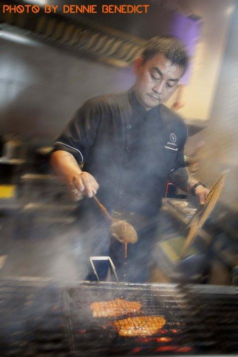 Chef Marco Lim