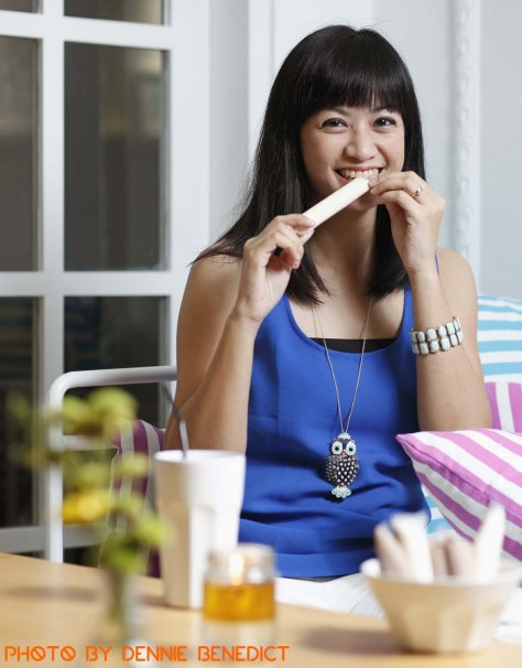 The Foodie Magazine - Astrid Hadywibowo