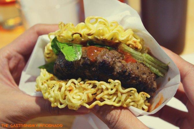 Quikskoop™: The Stacks Burger