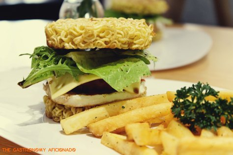 The Stacks Burger 2