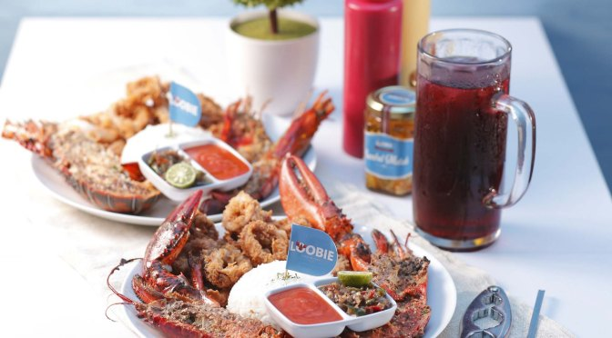 Cover Feature: Craving For Crustaceans – Loobie Lobsters & Shrimps (The Foodie Magazine, May 2014)