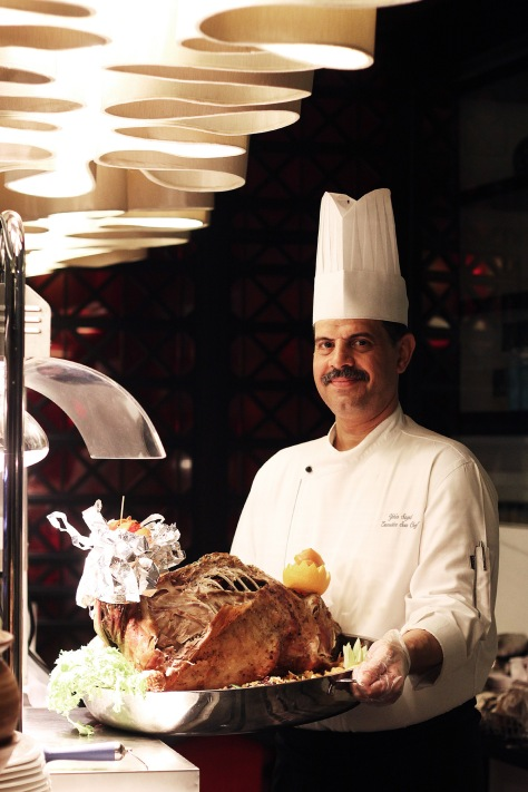 Chef Yehia El Nahas