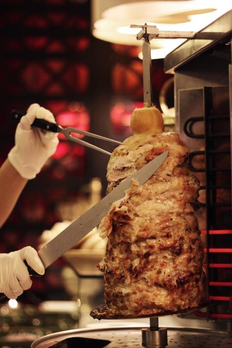 Pullman Jakarta Indonesia - Kebab