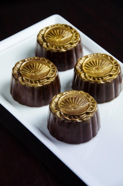 Chocolate Mooncakes