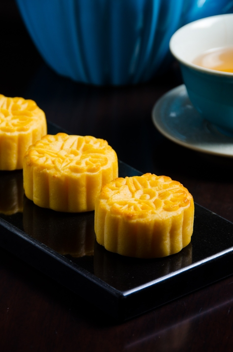 Egg Custard Mooncake