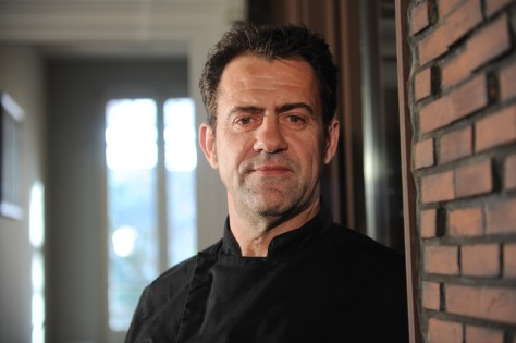 Chef Michel Sarran