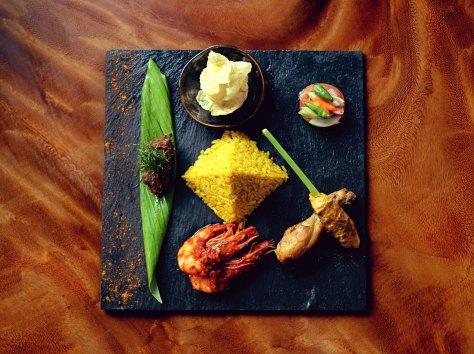 Rasa Nusantara Platter