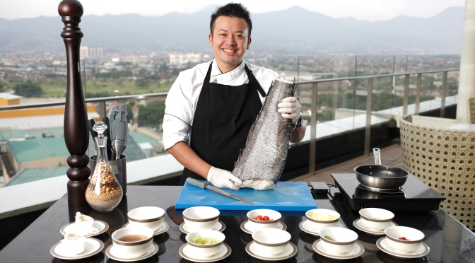 Tried and Tested: Sea Bass From The Sky (The Foodie Magazine, May 2014)