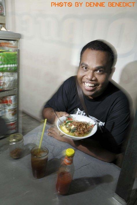 Chef Philip Walasary