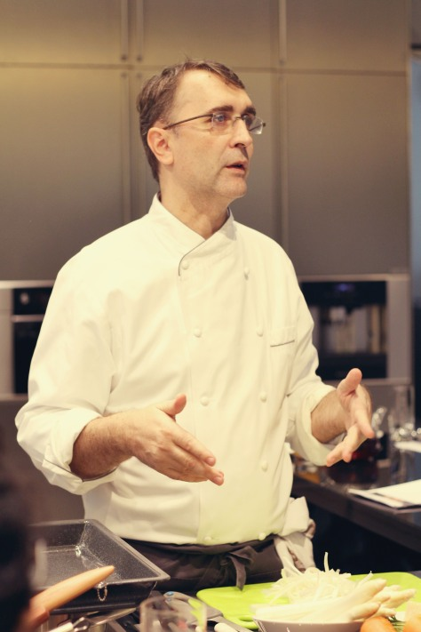 Cooking Class with Chef Jerome Laurent 14