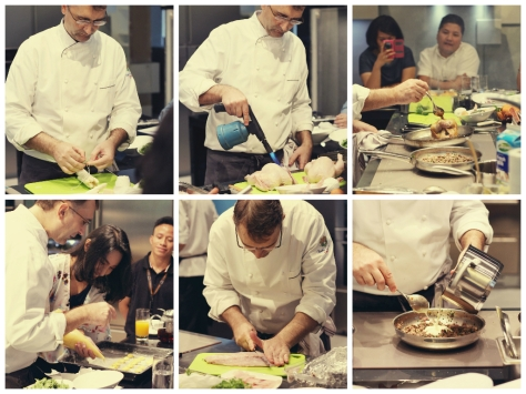 Cooking Class with Chef Jerome Laurent 18