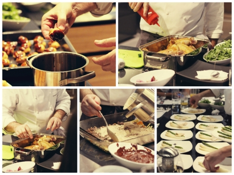 Cooking Class with Chef Jerome Laurent 19