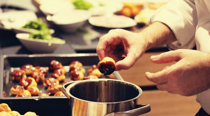 Cooking Class with Chef Jerome Laurent of Cassis, Jakarta