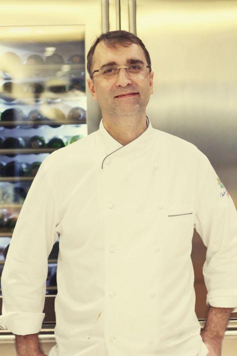 Chef Jerome Laurent