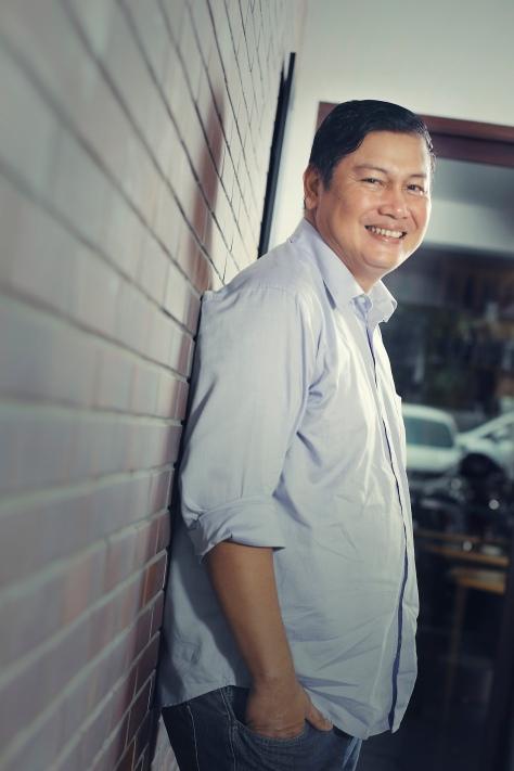 Chef Adzan Tri Budiman