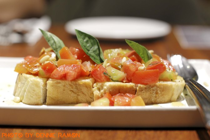 Foodies Lists: AW Kitchen Pasta House (The Foodie Magazine, Oct 2014)