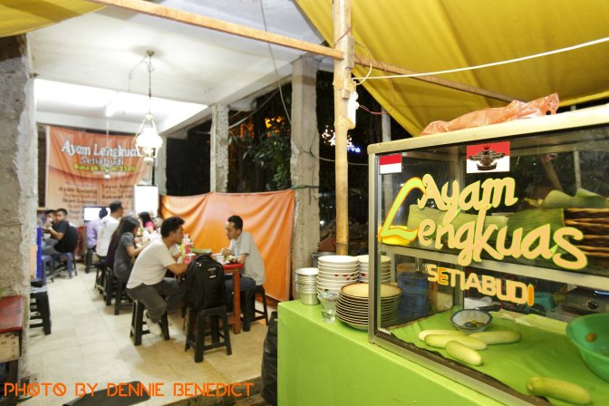 Taking It To The Streets: Ayam Lengkuas (The Foodie Magazine, June 2014)