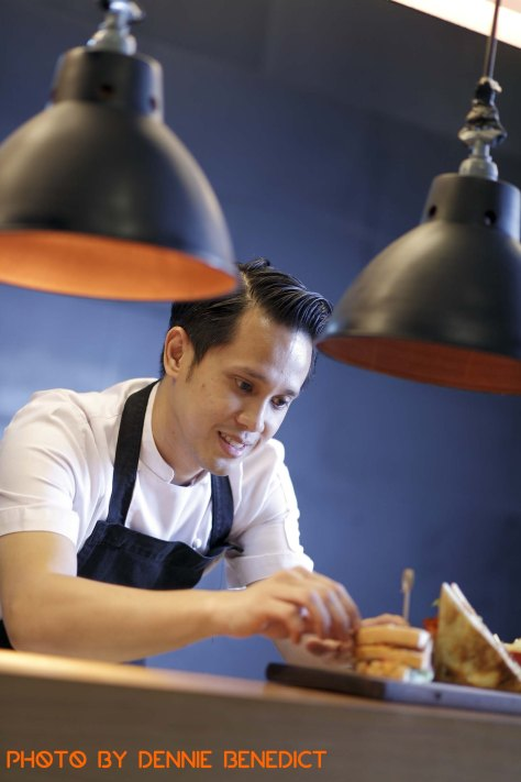 Chef Hengky Efendy of The Belly Clan, Jakarta