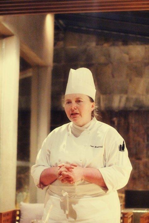 Chef Joan Monfaredi