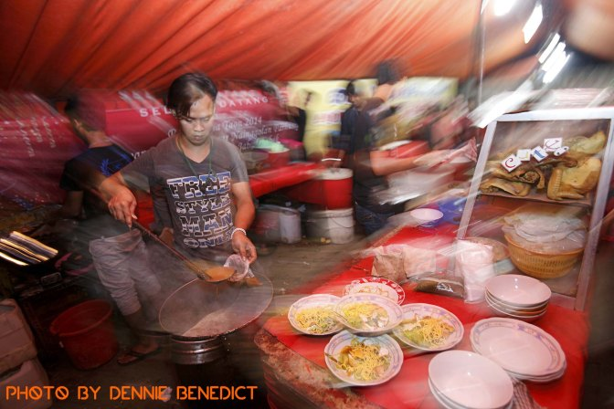 Taking It To The Streets: Tahu Campur Ojo Lali Arek Kalasan (The Foodie Magazine, June 2014)