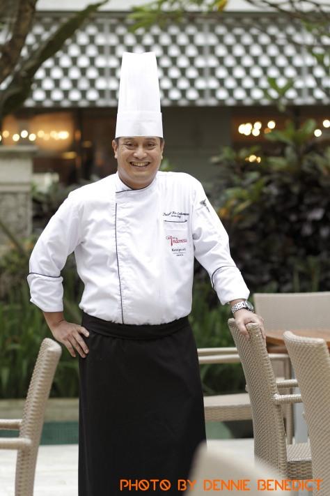 Chef Faizal Kus Laksmana