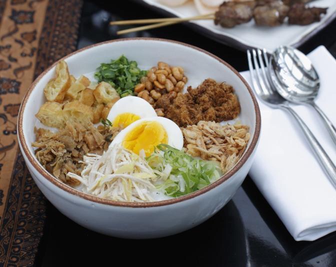 Iconic: The Legendary Bubur Ayam (The Foodie Magazine, July 2014)