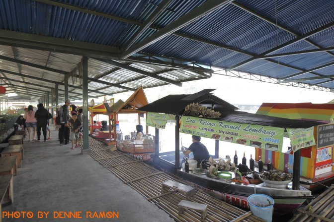 The Escapist's Getaway™: Lembang – Floating Market (Venture Travel Magazine, Oct 2014)